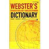 72 Units of Webster Spanish & English Dictionary - Dictionary