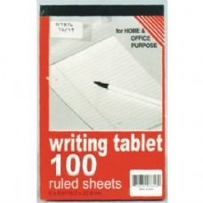 "48 Units of Writing tablet 6x9"" 100 sheets - Notebooks"