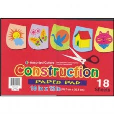 48 Units of Construction Paper 12x18 - Paper