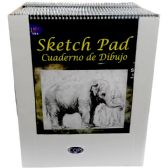 48 Units of Sketch Pad, 11X14,15 sheets - Paper