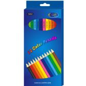72 Units of E-Clips Coloring Pencils 12 count Boxed