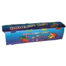 48 Units of Modeling Clay 4pk
