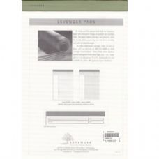 50 Units of Ampad Highly Executive Writing Pad 8.5x11 White - Notebooks