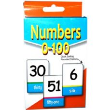 48 Units of Flash Cards - Number 1-100 - Teacher / Student