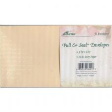 128 Units of 30-Count Pull and Seal Envelopes - Envelopes