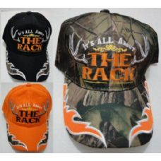 "24 Units of IT""S ALL ABOUT THE RACK Hat - Hunting Caps"
