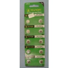 60 Units of 10pk AG1 Battery - BATTERIES