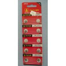 60 Units of 10pk AG4 Batteries - Batteries