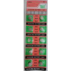 60 Units of 10pk AG5 Batteries - Batteries