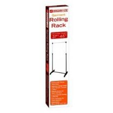 6 Units of GARMENT ROLLING RACK - Home Accessories