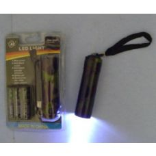 36 Units of 9LED Camo Flashlight - Lamps and Lanterns