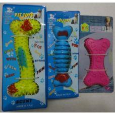 48 Units of Dog Chew Toy [3-Style Bones]