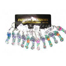 120 Units of SANDLE KEY CHAIN - Key Chains
