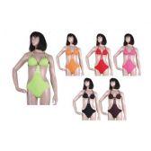 36 Units of 1PC SWIMSUIT ON HANGER - Womens Swimwear