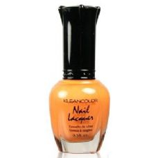 36 Units of Klean color nail poilsh number 23 mango - Nail Polish