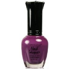 72 Units of clean color nail poilsh number 73 True Purple - Nail Polish