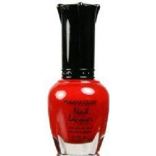 72 Units of Klean color nail poilsh number 81 Red Alert