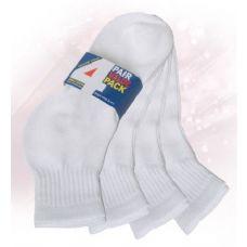 48 Units of Boys Ankle Sock 4 Pack - Boys Ankle Sock