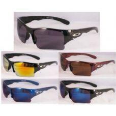 72 Units of Sports Sunglasses Style 103 - Sport Sunglasses
