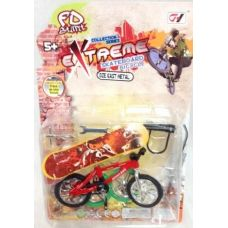 48 Units of Bike Skateboard Toy Set Toys - Toy Sets