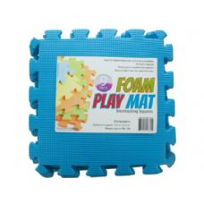 12 Units of interlocking play mat - Dominoes & Chess