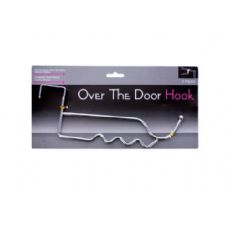 72 Units of over the door chrome hook - Home Goods