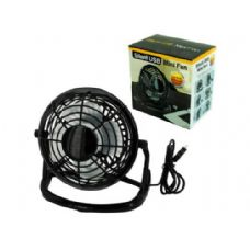 12 Units of Silent USB Mini Fan - ELECTRICAL