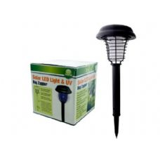 6 Units of uv led solar bug zapper