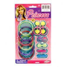 48 Units of Girls Bracelet ,Earring Set Toy