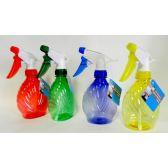 48 Units of Plastic 10 ounce Spray Bottle - Spray Bottles