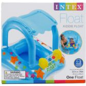 12 Units of BABY FLOAT SUNSHADE KIDDIE - Summer Toys