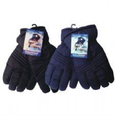 48 Units of WINTER Ski glove Men HD - Ski Gloves