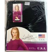 24 Units of Lady's Thermal Wear Set (Shirt & Pants) - Womens Thermals