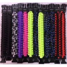 120 Units of  Survival Bracelets - Bracelets