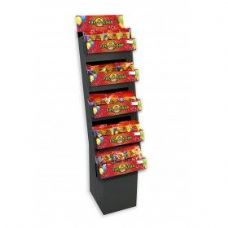 5 Shelf Latex Bln Asst Flr Dsp 180Ct - Display Boxes