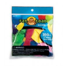 "144 Units of Fat Toad Water Balloons 2"" 100CT - Balloons/Balloon Holder"