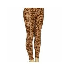 36 Units of Ladies Leopard Print Leggings - Womens Leggings