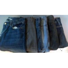 50 Units of Mix Branded Jeans Mens And Ladies - Womens Pants