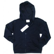 12 Units of Boys 4 - 7 Full-Zip Hooded Fleece - Winterwear/ Apparel