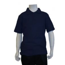 12 Units of Boys School Uniform Polo Shirt - Boys School Uniforms