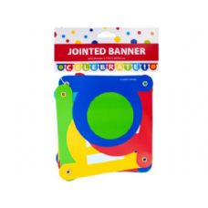 144 Units of 4.7' banner wm294593 - Party Banners