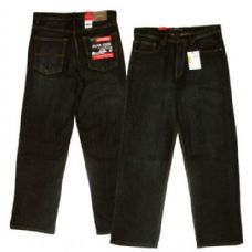 18 Units of Big Men's 5-Pocket Ring Spun Denim Jeans