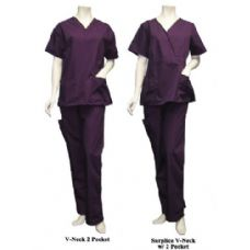 14 Units of 2 Pc Set Scrub Set w/ Half Back Elastic Cargo Pant