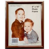 24 Units of Brown 8  x 10  Picture Photo Frame - Picture Frames