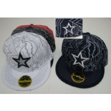 48 Units of Fitted Star Hat
