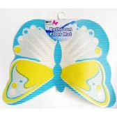 48 Units of Non-Slip Butterfly Shape Bath Mat - Bath Mats