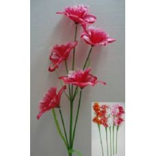 """144 Units of 35"""" 5 Head Narcissus - Artificial Flowers"""