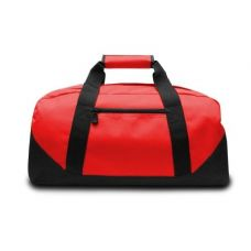 24 Units of Liberty Series Small Duffell- Red Color - Duffel Bags
