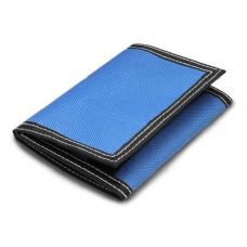 48 Units of LB Classic Tri-Fold Wallet - Royal Color - Leather Purses and Handbags