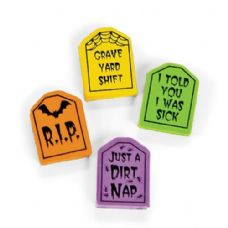 720 Units of Tombstone Eraser - Erasers